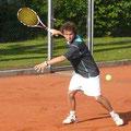 Viertelfinalist Stetter, Benjamin (TC Rot-Weiß Straubing, BTV)