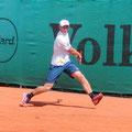 Halbfinalist Philipp Regnat (TC Großhesselohe)