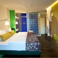 Hotel NALA Innsbruck - Lieferung von Verlegung Weitzer Parkett Zwei - und Mehrschichtparkett und Stiegen