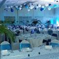 La croisière s'amuse - Bleu, blanc et turquoise