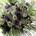 葬儀 スタンド洋花のみ ¥15,000(税別)