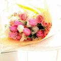 花束¥3,500(税別)