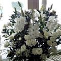 葬儀 花 ¥15,000(税別)