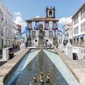 Ponta Delgada - Rathaus