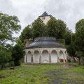 Oberes Schloss, renovierungsbedürftiger Teil - Greiz