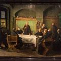Melanchthon (ausgestellt im Melanchthon-Haus zu Wittenberg)