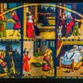 Die zehn Gebote (ausgestellt im Lutherhaus zu Wittenberg)