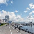 Ponta Delgada - Uferpromenade