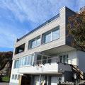 2-Familienhaus Gassmann, Wauwil - Aufstockung OG und Pultdach in Systembau