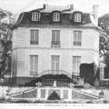chateau du Vivier - carte monsieur Mauvée
