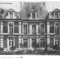 chateau-nouvelle mairie d'Epône - carte D Bricon