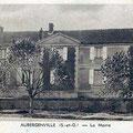 ancienne mairie-école - carte monsieur Coupet