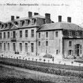 ancien chateau d'Acosta - carte monsieur Mauvée