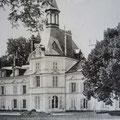 ancien chateau d'Elisa - carte monsieur Mauvée