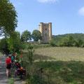 Le château d'Arques.