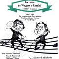 La Visite de Wagner à Rossini