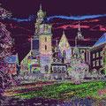Manfred Zabel - Auf dem Wawel Krakow
