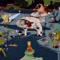 El Jardín de las Delicias .- The Simpsons -.