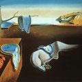 Los Relojes Blandos.- Salvador Dalí -.
