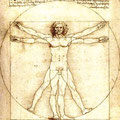 El Hombre .- Leonardo da Vinci -.