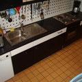 die alte Küche...