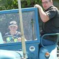 Traktorfahren für jung und ...