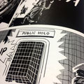 Illustrationen und Comics für das Image-Magazins TWELVE - Kunde: Serviceplan
