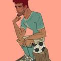 IIllustrationen für Fussballtypen - Der Gescheite - Magazin: Goal