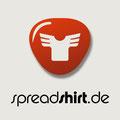 Logo-Design für Online T-Shirt-Drucker - Kunde: Spreadshirt