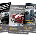 Plakate Püttmann Lackiertechnik Kenzingen