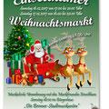 Plakat Weihnachtsmarkt Einselthum