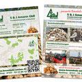 Flyer Holzhandel Amann