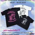 Anzeige Weinhorn Tshirts