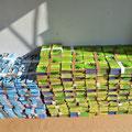viele, viele, Flyer für Bundesverband Farbe