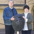 Künstlergespräch mit Anne & Peter Knoll
