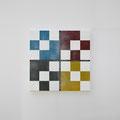 006 - Acryl auf MDF / 40 x 40
