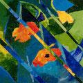 Florale 5 50x50