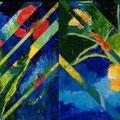 Florale 1 40x40