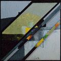 Géométriques 1 15x15  (Collection privée)