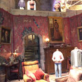 La salle commune des Gryffondor