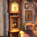L'horloge magique des Weasley