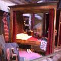 Le dortoir des Gryffondor
