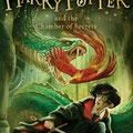 Tome 2 - Harry affrontant le Basilic dans la Chambre des Secrets aidé de Fumseck et de l'épée de Gryffondor