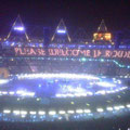 Le stade salue l'arrivée de JK Rowling