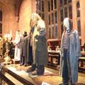 Les costumes dans la Grande Salle