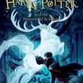 Tome 3 - Harry produisant un Patronus corporel (le cerf) pour repousser les Détraqueurs