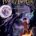Tome 7 - Harry attendant le Sortilège de la Mort de Voldemort dans la Forêt Interdite devant les Mangemorts