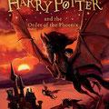 Tome 5 - Harry et l'Armée de Dumbledore s'enfuyant de Poudlard pour le Ministère de la Magie à dos de Sombrals