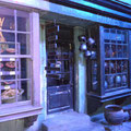 Le magasin de chaudron du Chemin de Traverse