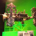 Le chariot de Gringotts